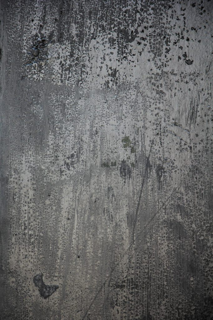 Grunge Texture Paint Chipped Wall Grey Stock Photo Dirty