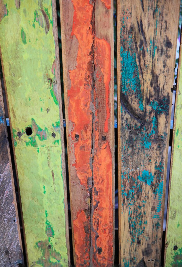 Painted Wood Texture Grunge Paint Rough Dirty Multi