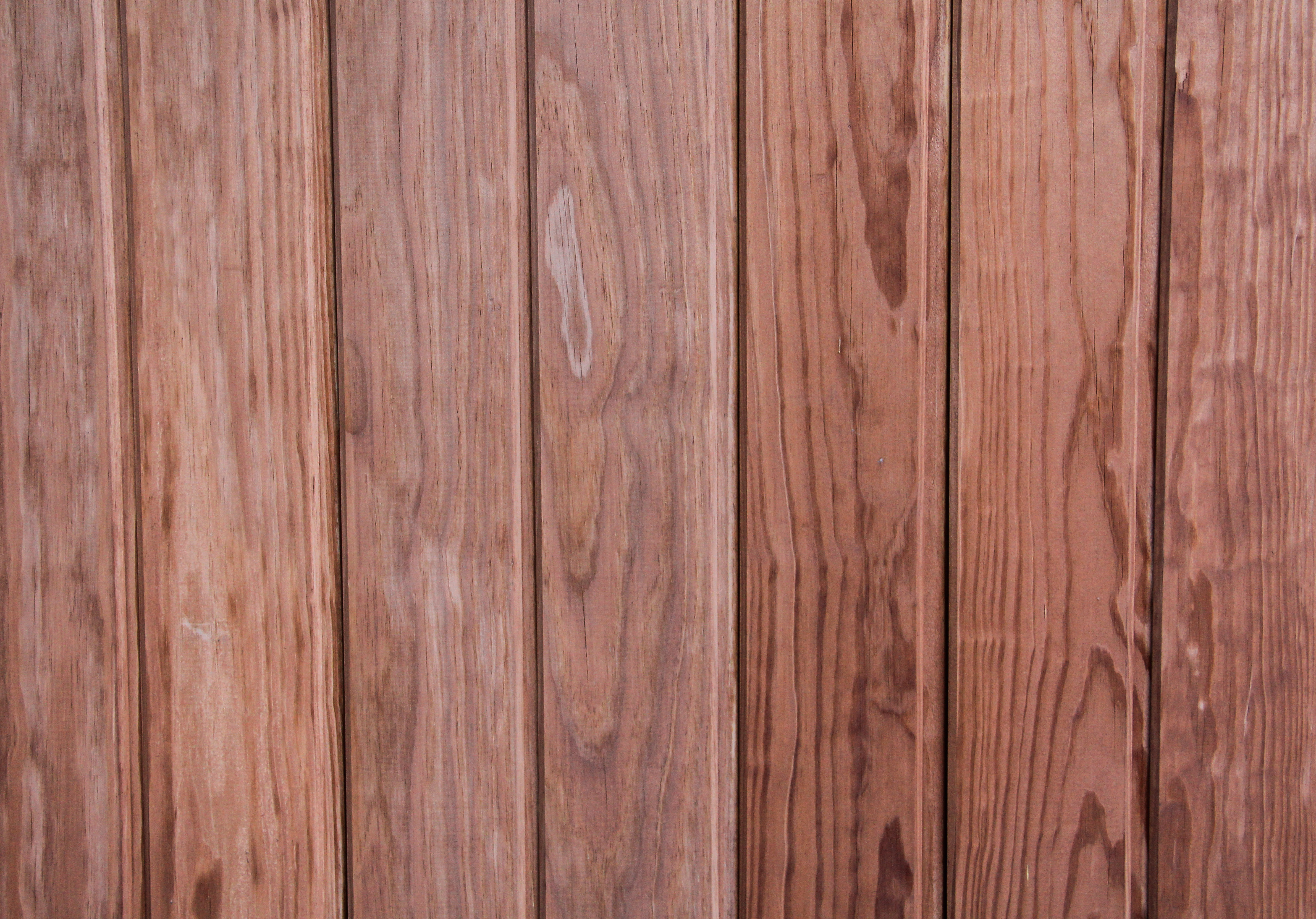 Wood Texture Red Panel Wall Flooring